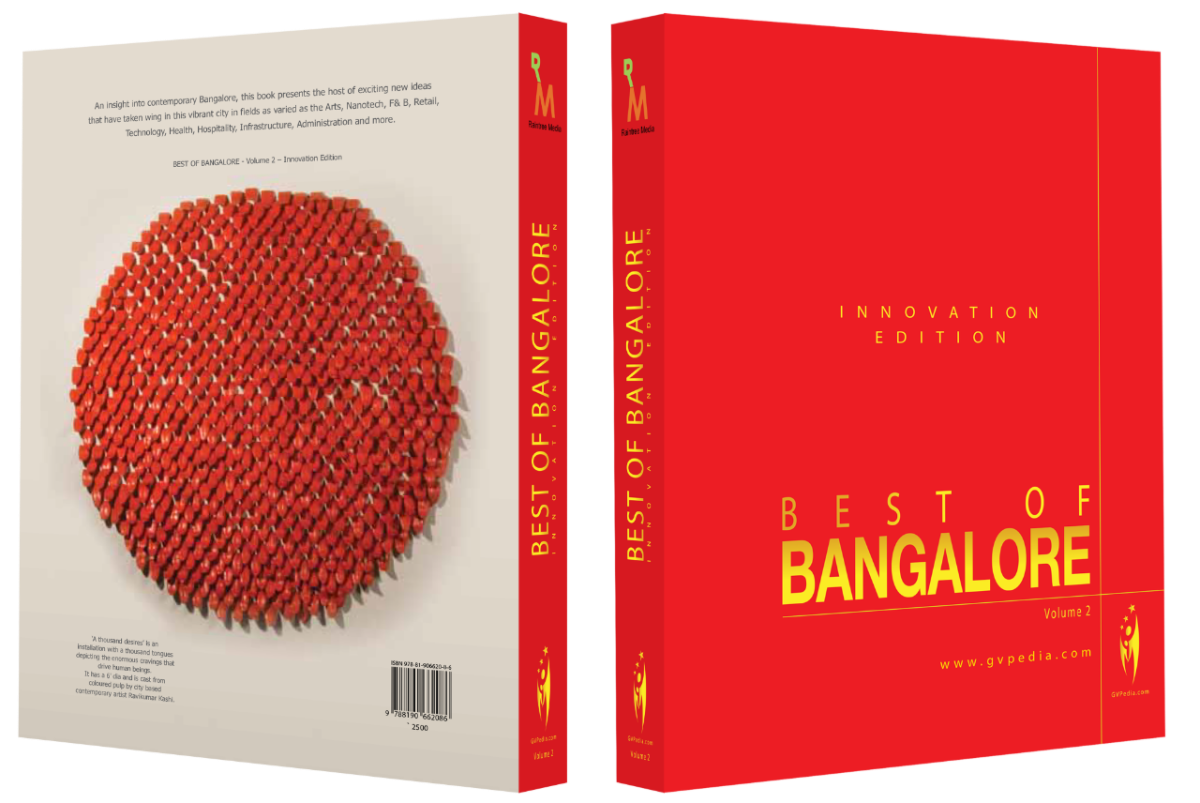 BEST OF Bangalore vol 2 - Innovation Edition