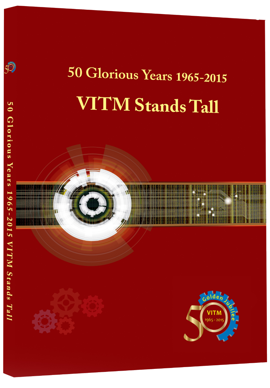 50 Glorious Years - VITM Stands Tall